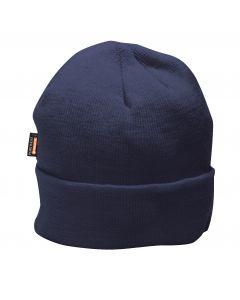 Knit Beanie Insulatex Navy