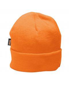Knit Beanie Insulatex Orange
