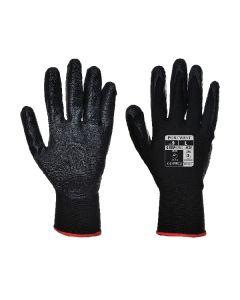 Dexti-Grip Glove Black Size 7/S
