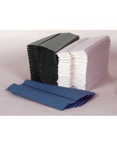 C-Fold Hand Towel, Green 1-ply