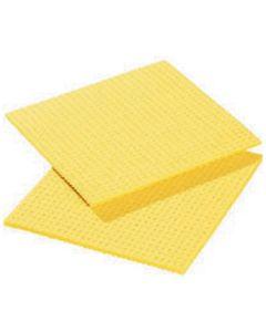 Cellulose Sponge Cloth, Yellow