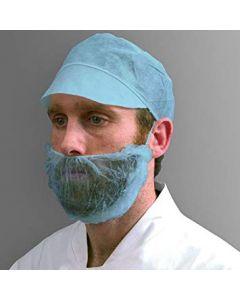 Beard Mask Blue
